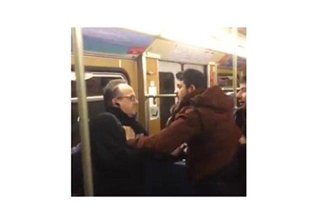 Refugiados asaltan a dos alemanes mayores en el metro de Múnich
