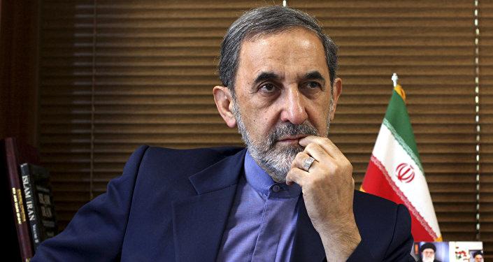 Alí Akbar Velayati, asesor del líder supremo de Irán