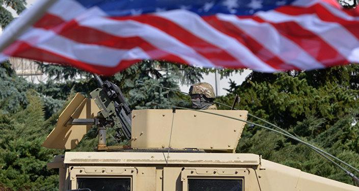 Soldado del Ejército de EEUU