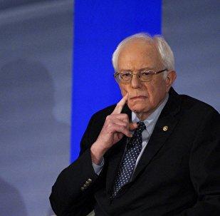 Bernie Sanders, exprecandidato presidencial demócrata