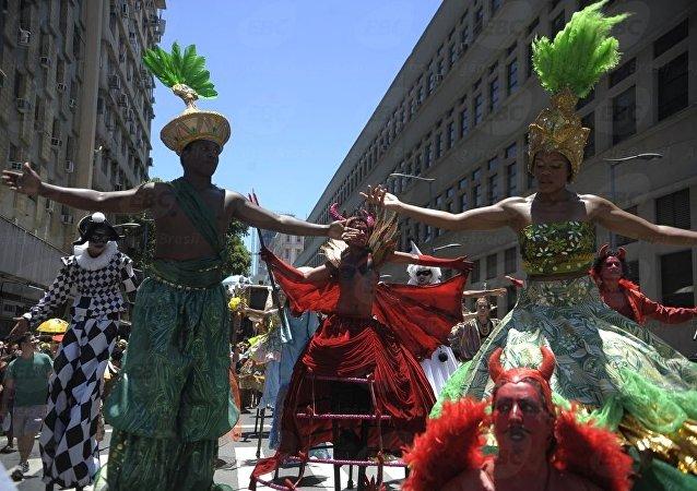 El Carnaval de Brasil: la fiesta que encarna al alma brasileña