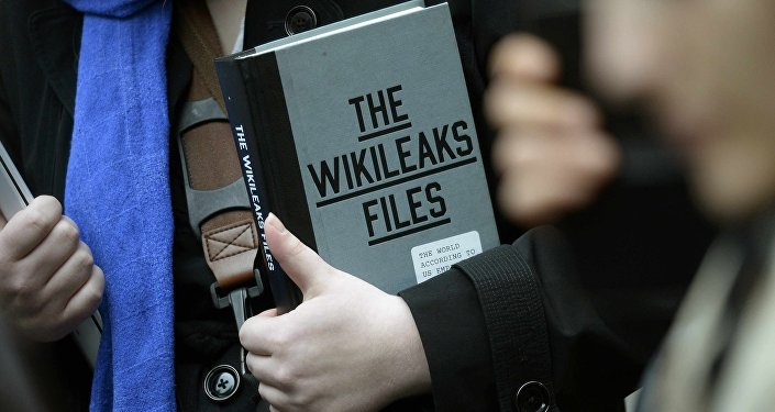 Libro 'The WikiLeaks Files'