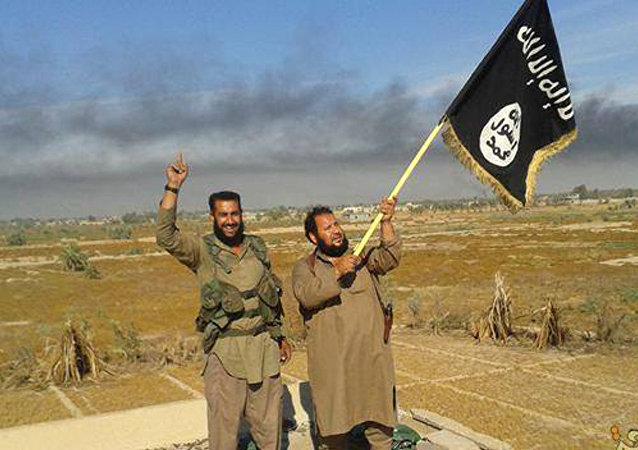 Milicianos de Daesh