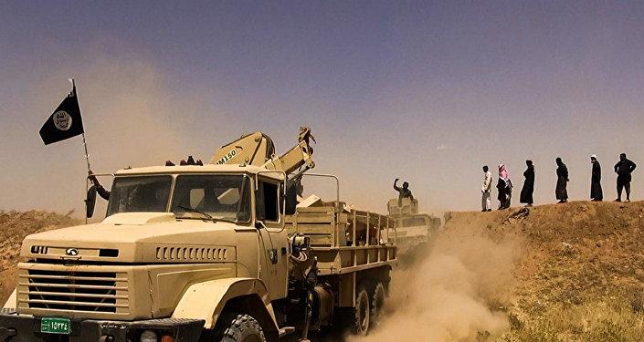 Milicias de Daesh