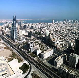 Manama, capital de Bahréin
