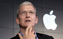 Tim Cook, Director Ejecutivo de Apple