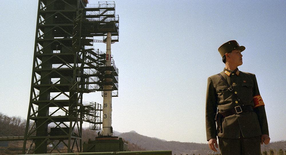 Militar norcoreano (archivo)