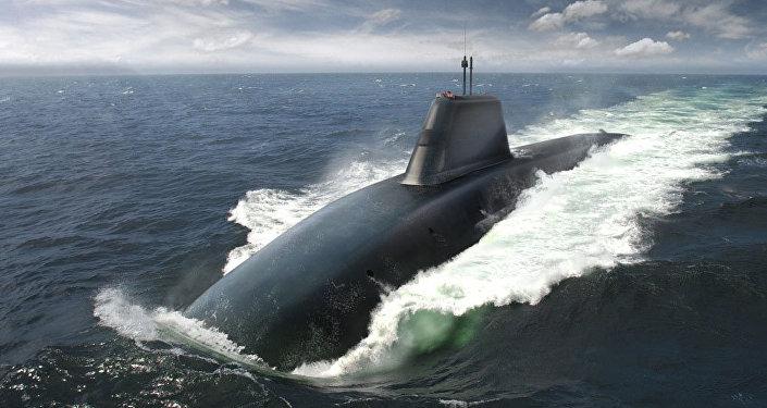 Submarino nuclear británico del proyecto Sucesor