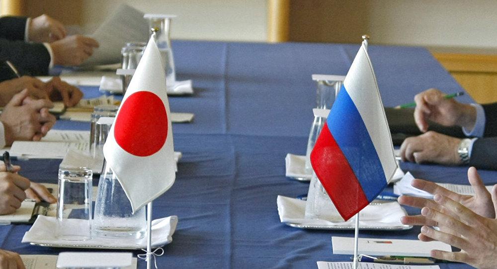 Переговоры России и Японии