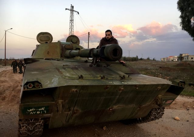 Osman: victoria decisiva en la guerra siria