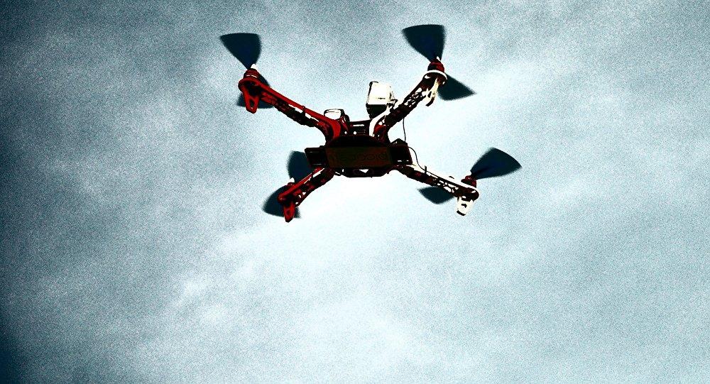 Un aparato no tripulado