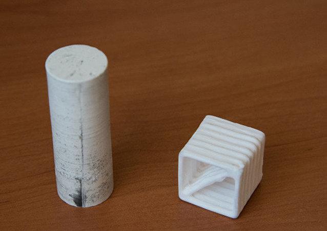 Científicos de Tomsk logran hacer piezas de cerámica en impresora 3D
