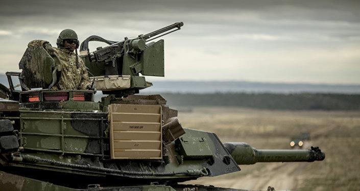 Maniobras de la OTAN Trident Juncture 2015