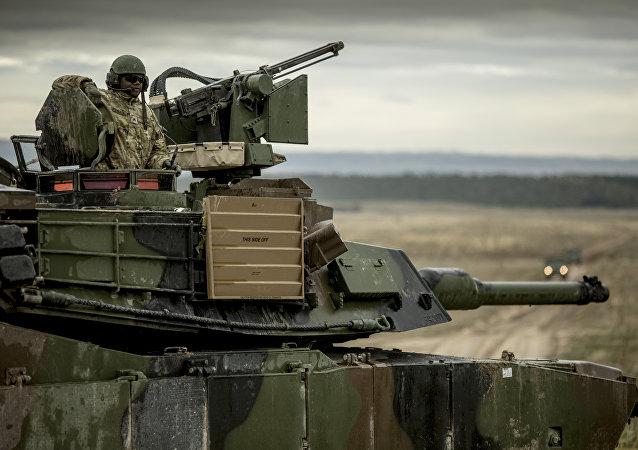 Maniobras de la OTAN en Europa Trident Juncture (archivo)