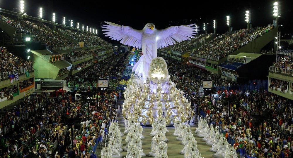 Resultado de imagen para cidade do samba rio de janeiro sambodromo
