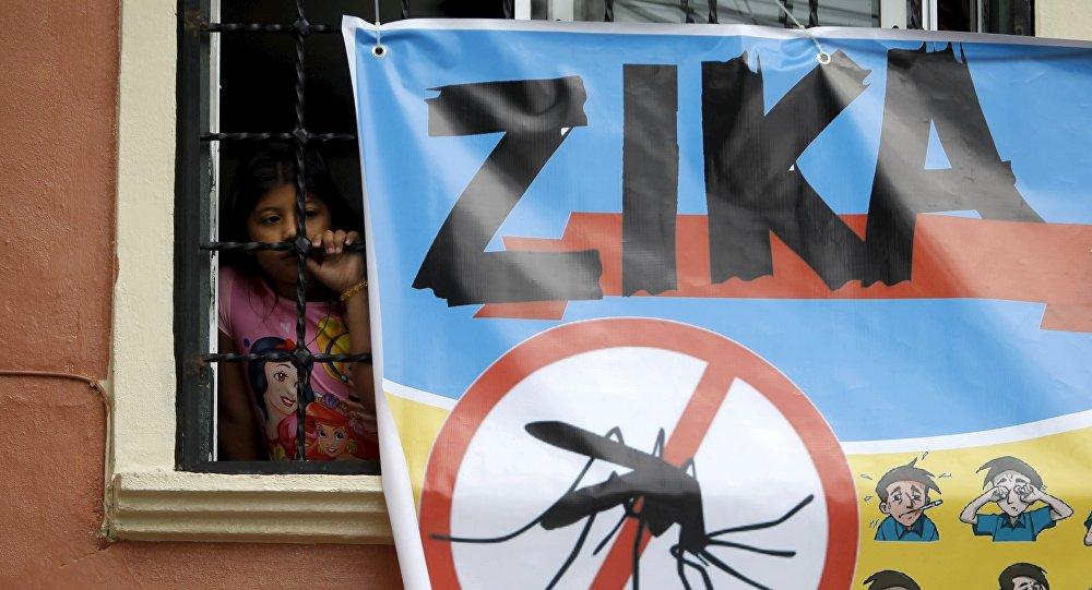 Epidemia del virus Zika en Honduras