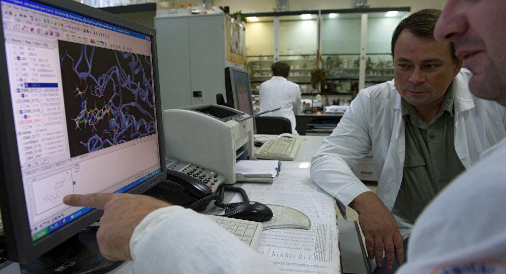 Laboratorio en Rusia