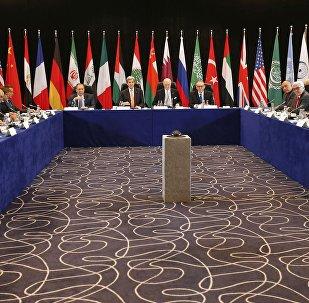 Reunión del Grupo internacional de apoyo a Siria en Múnich