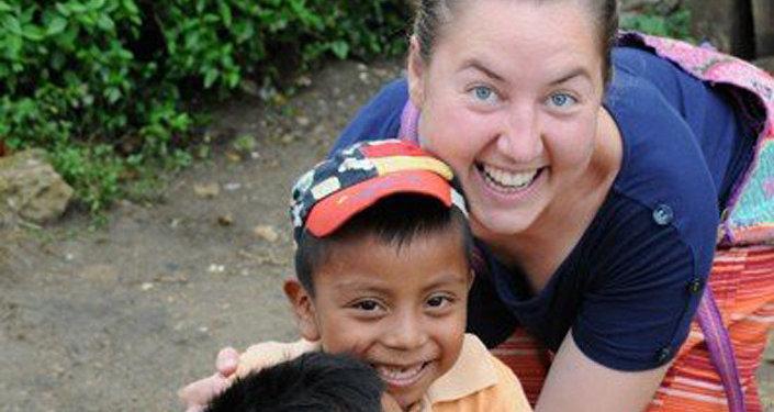 Victoria Valikova, fundadora de una clínica en Guatemala