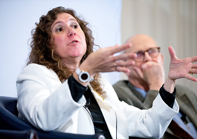 Gabriela González, científica argentina
