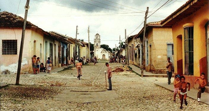 Se acerca la Tormenta Trinidad (Cuba)