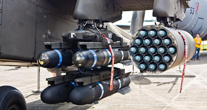 Misiles estadounidenses AGM-114 (archivo)