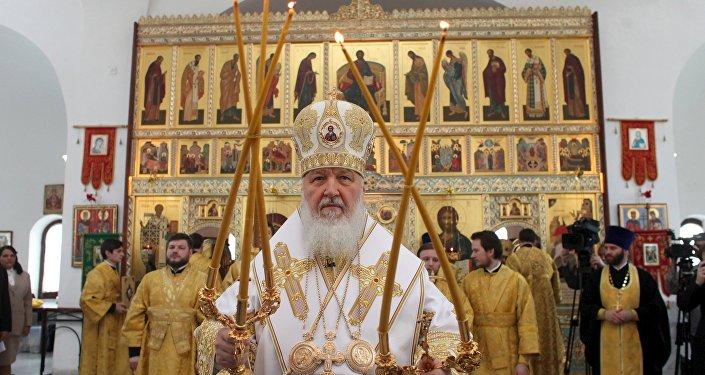 La histórica visita del patriarca ruso Kiril a América Latina