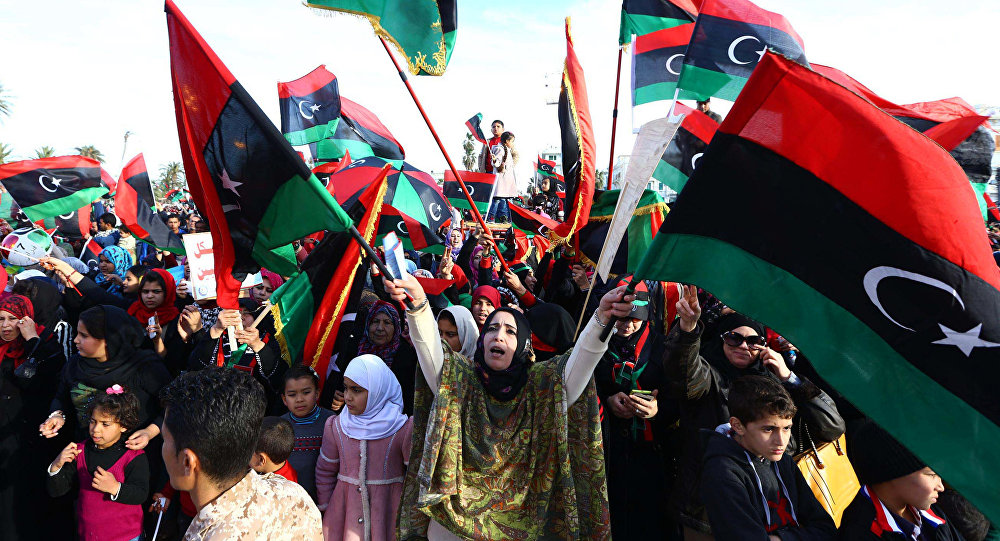 Los ciudadanos libios