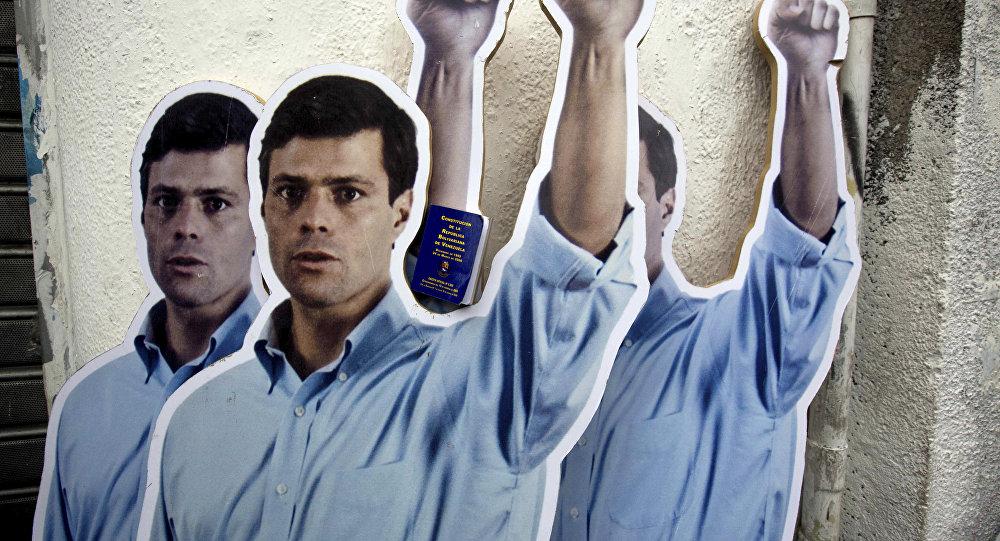 Recortes del preso político, Leopoldo López
