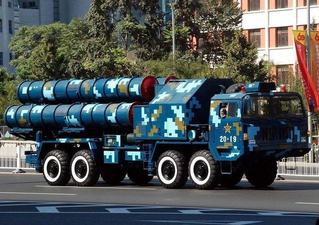 Sistema de misiles HQ-9