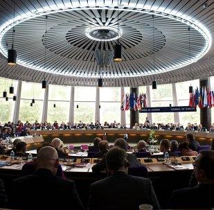 Una sesión del Tribunal Europeo de Derechos Humanos de Estrasburgo