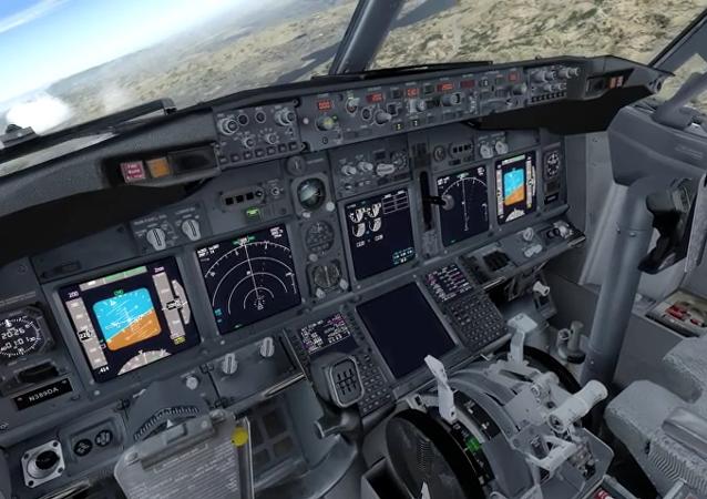 Ahora cualquier persona puede aterrizar un Boeing 737