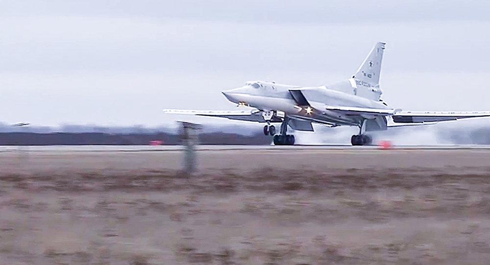 El avión ruso bombardea a los terroristas en Siria (archivo)