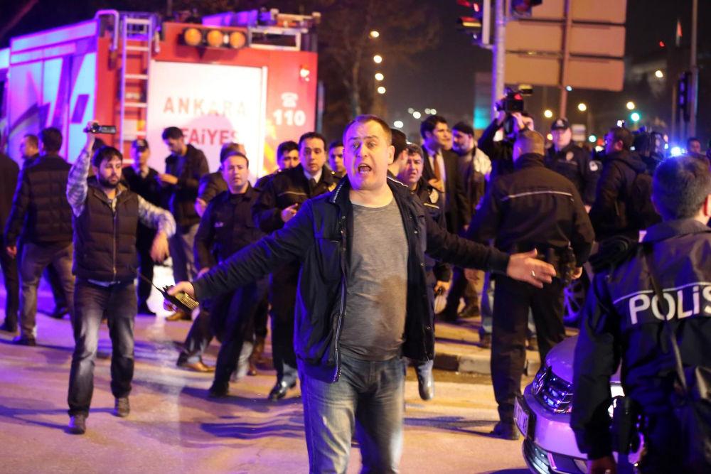 El gran atentado terrorista en Ankara
