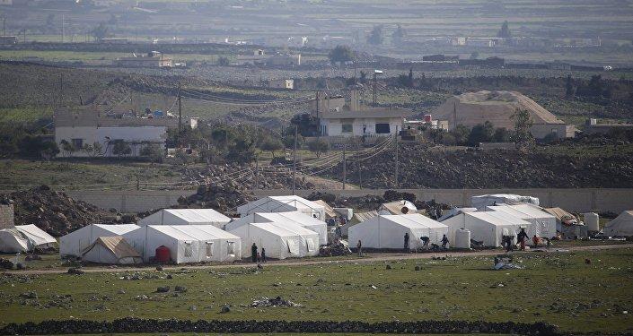 Frontera entre Siria e Israel