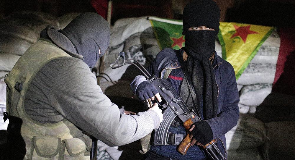 Milicianos de PKK