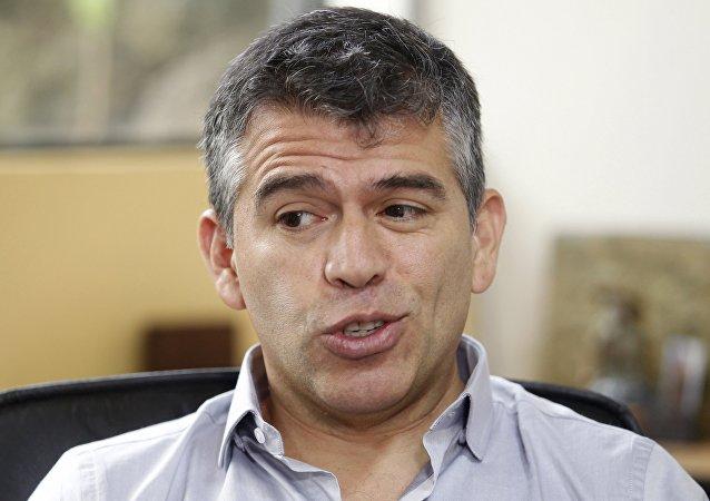 Julio Guzmán, candidato presidencial