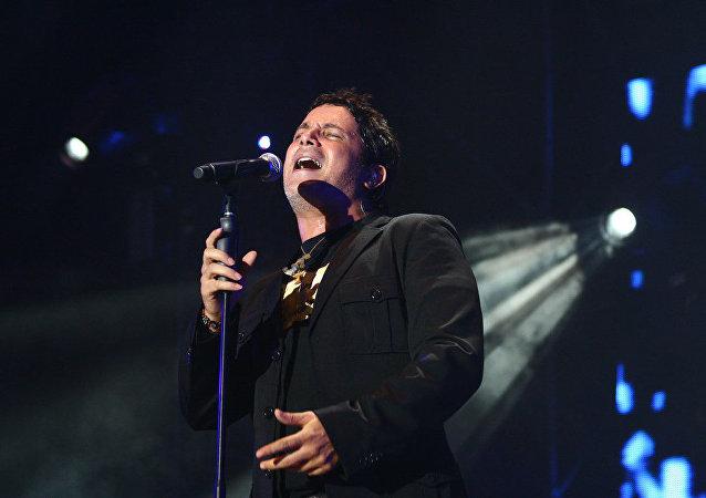 Alejandro Sanz, cantante español