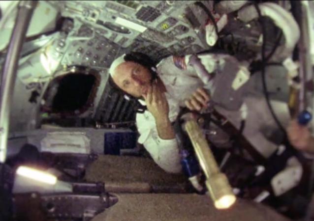 Astronautas de la misión Apolo 10, 1969