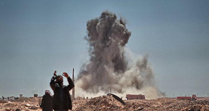 Bombardeos en Libia en 2011