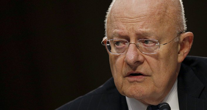 James Clapper , director de Inteligencia Nacional de EEUU