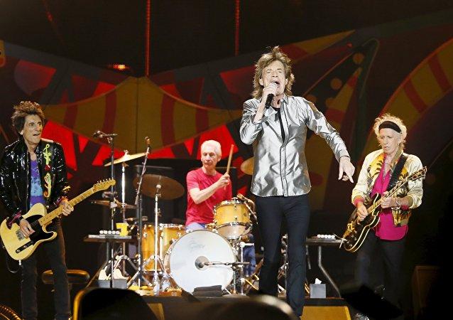 La banda británica de rock The Rolling Stones, Latin America Ole Tour