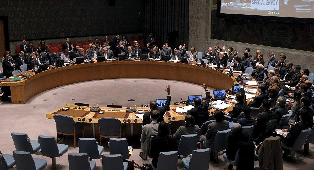 CS de la ONU respalda alto el fuego en Siria
