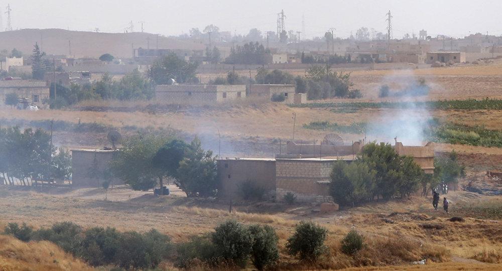 Kurdistán sirio (archivo)