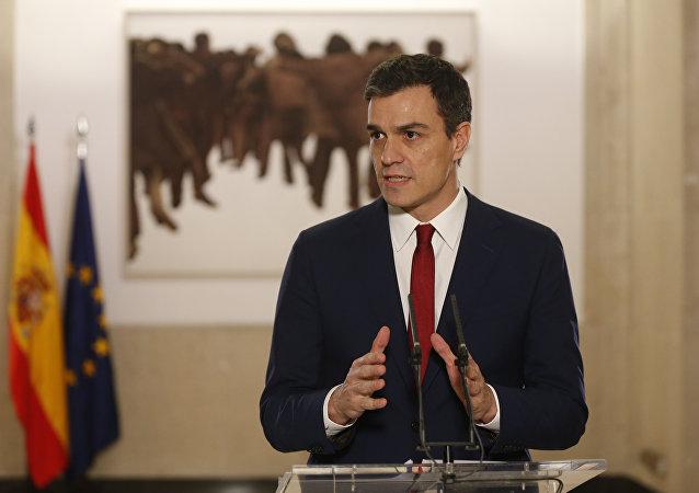 El presidente del Gobierno de España, Pedro Sánchez (archivo)