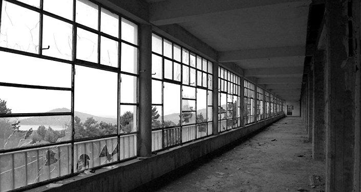 La Barranca, psiquiátrico abandonado de Madrid