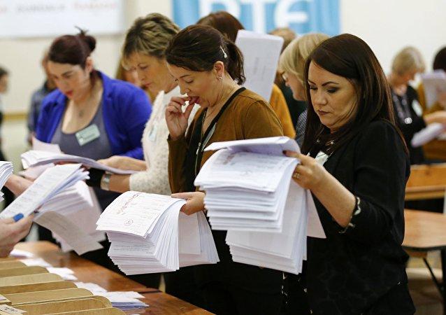 Elecciones en la República de Irlanda