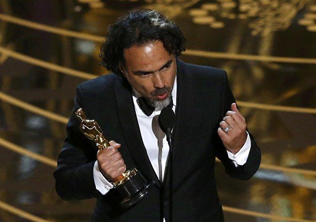 Alejandro Gonzalez Iñárritu, cineasta mexicano
