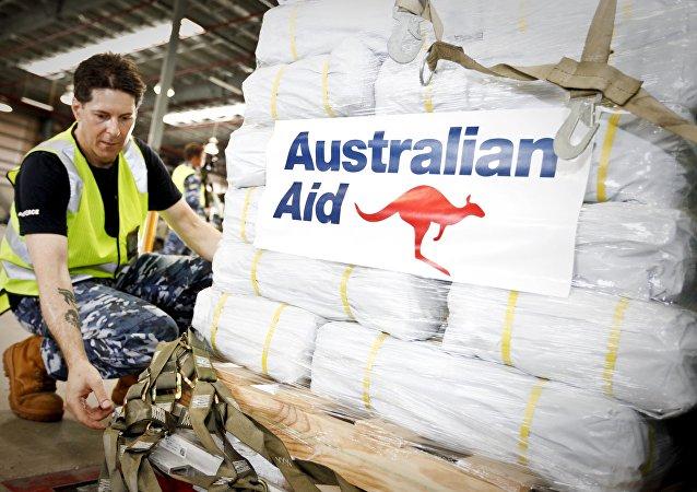 Ayuda de Australia para Fiyi