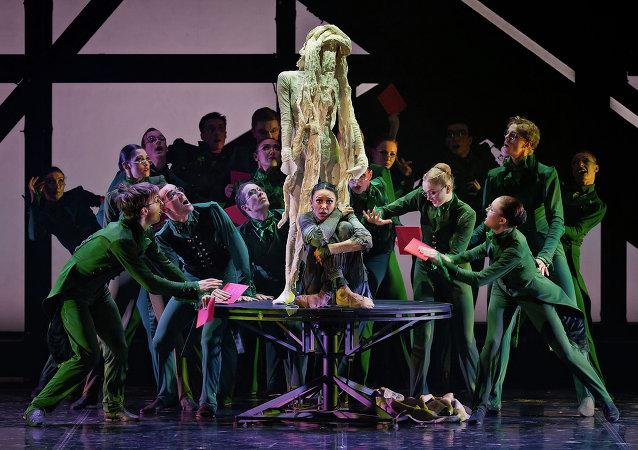 Rodin, Eifman Ballet